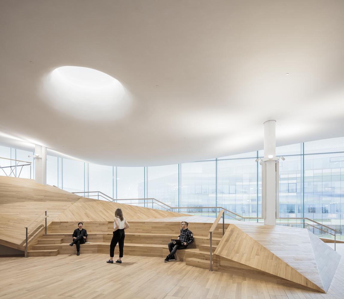 ALA Architects 20181120 Helsinki Central Library Oodi
