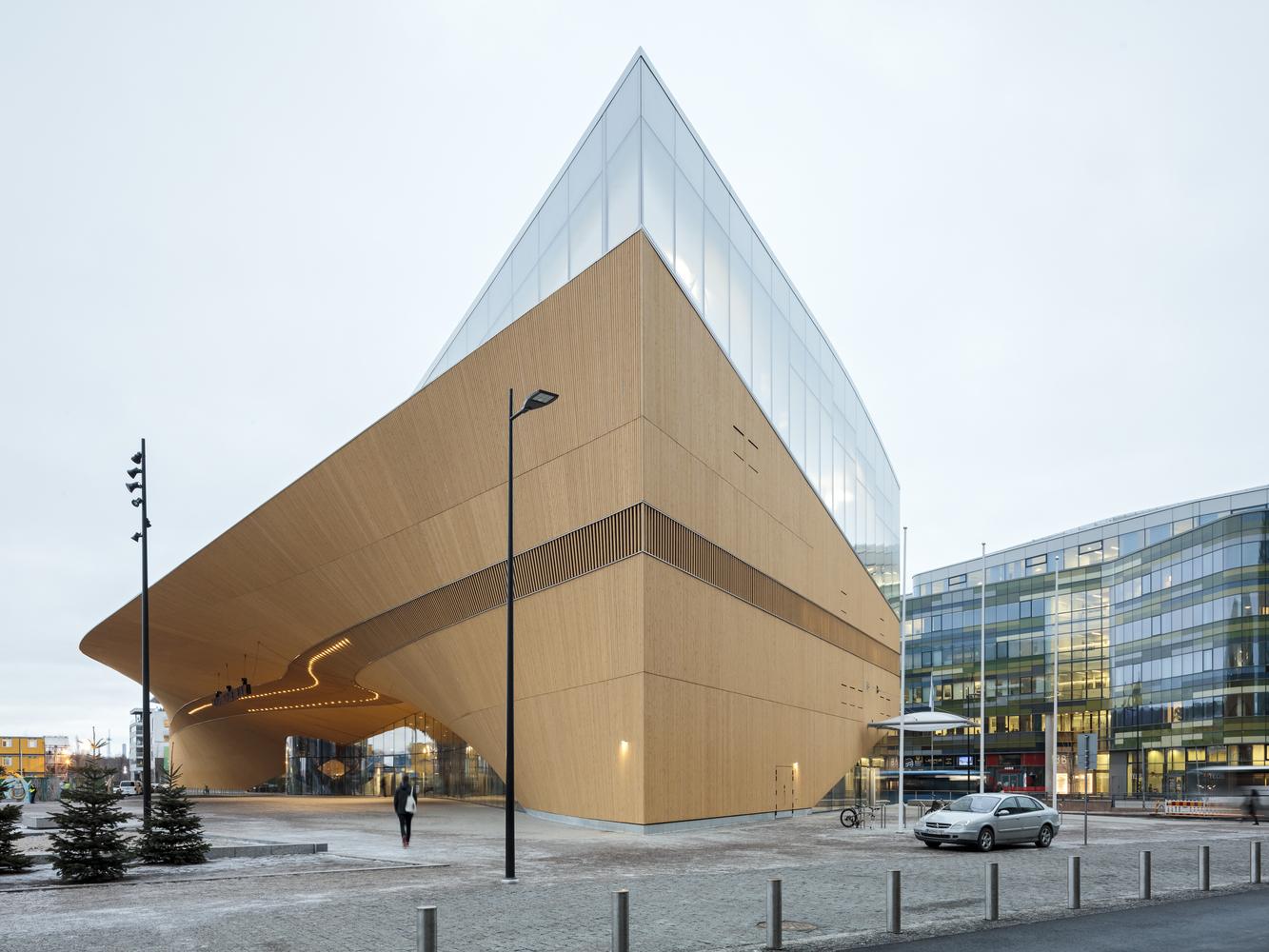 ALA Architects  20190102 Helsinki Central Library Oodi