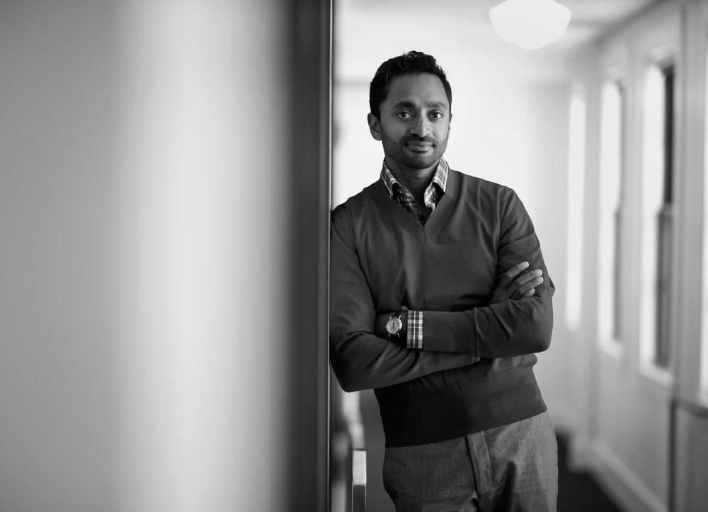 Social+Capital Partnership Founder Chamath Palihapitiya Interview