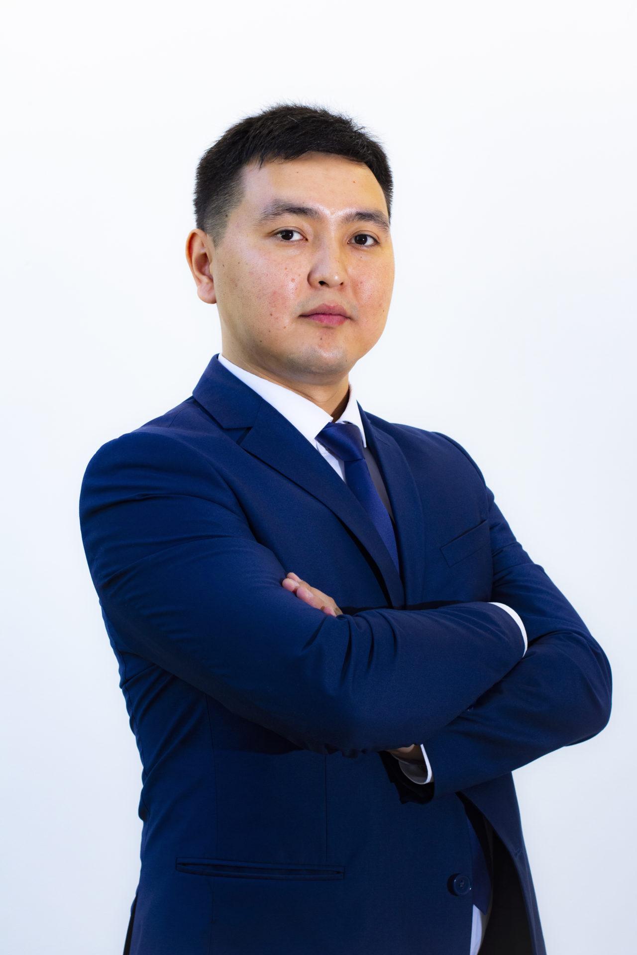 Берик Ахметов