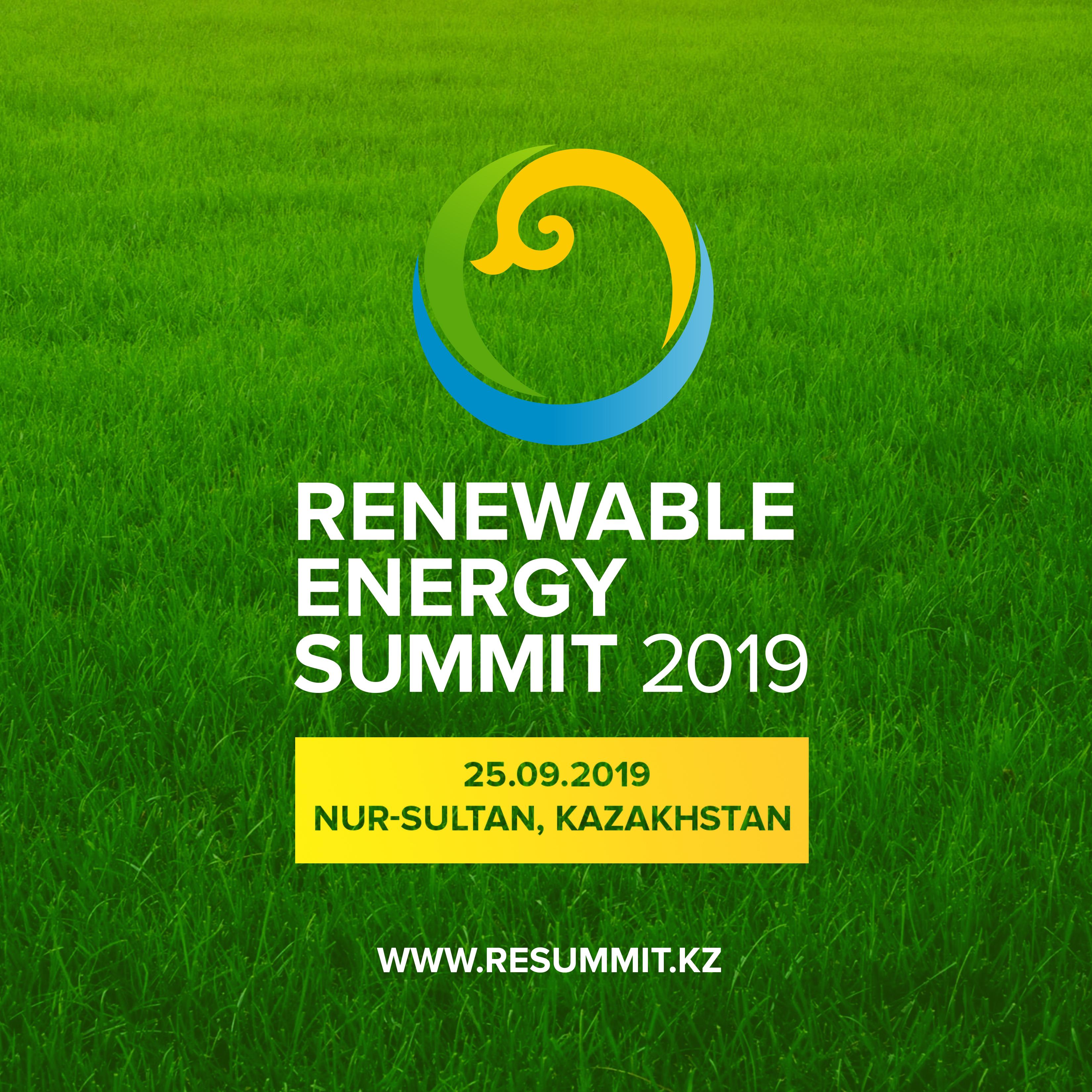 RES Summit 2019 Key Visual