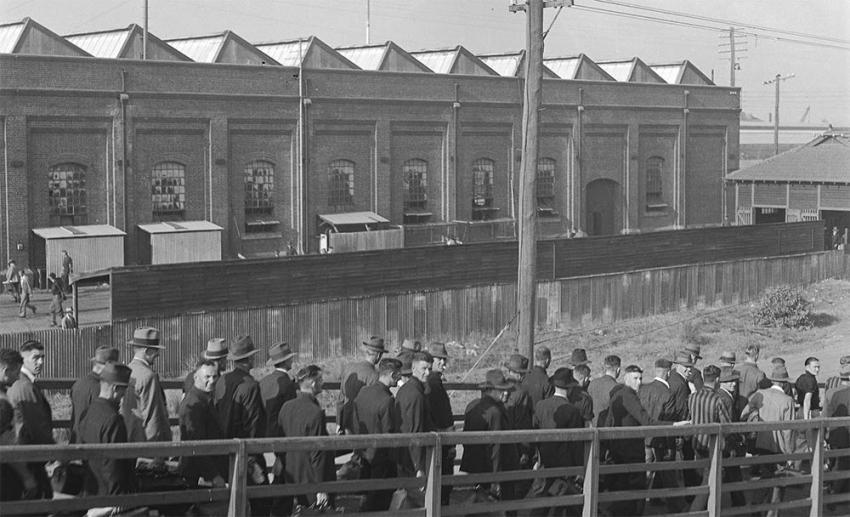 p18 Midland railway workshop