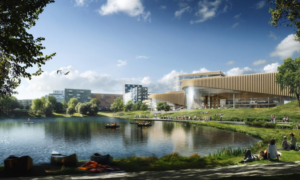 04_3XN_Linkoping_Aqautic_Centre_Summer