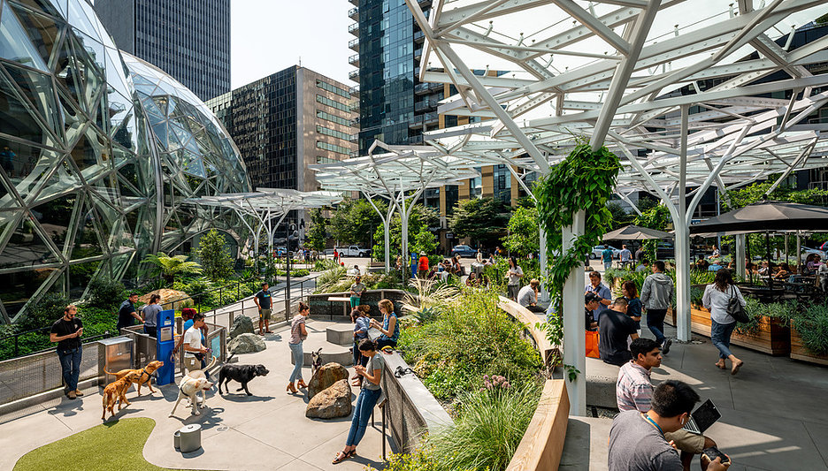 Amazon Spheres – Seattle, WA
