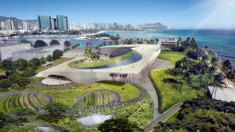 Obama-Library-Hawaii-proposal-by-Snohetta-and-WCIT_dezeen_ban