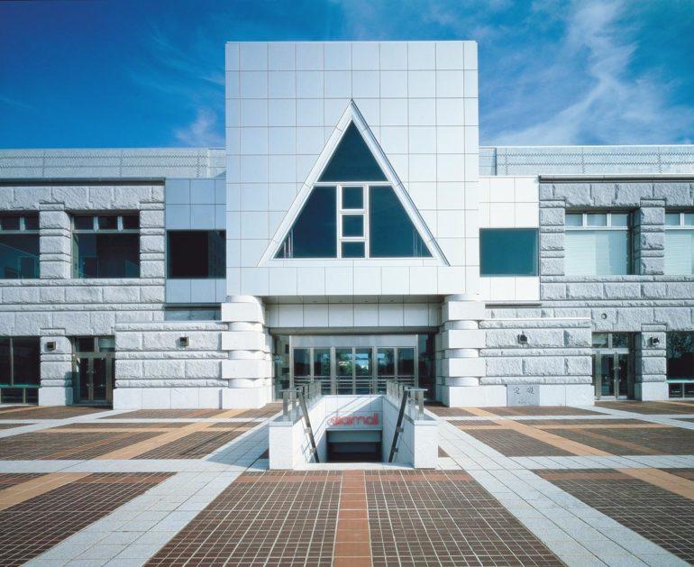 04, Pediment, Tsukuba Center Building (1983), Yasuhiro ISHIMOTO-2