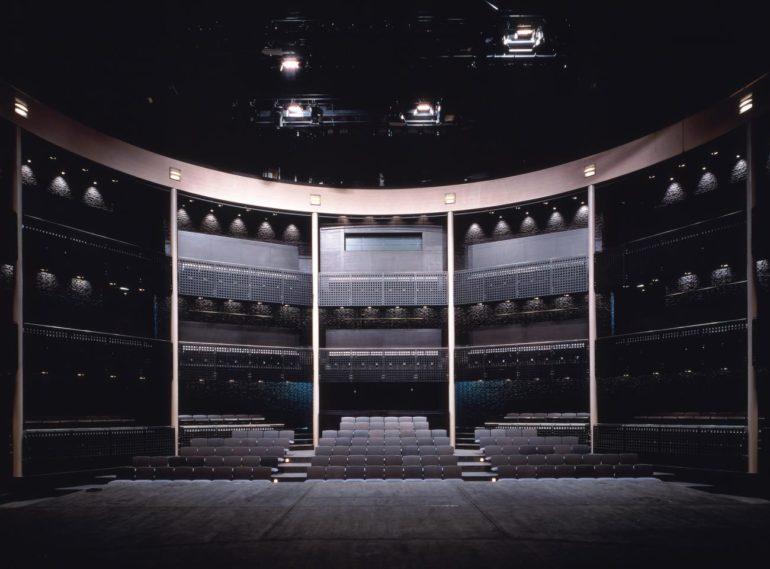 13, Theater, Art Tower MITO (1990), Yasuhiro ISHIMOTO-2