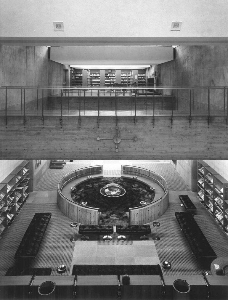 Oita Prefectural Library_Yasuhiro ISHIMOTO
