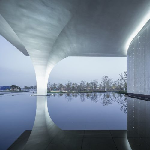 TANGSHAN BLUE BAY TOWN LIFE EXPERIENCE HALL