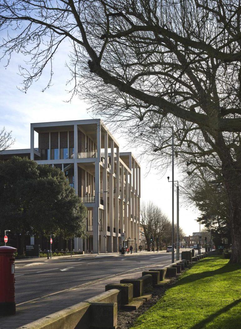 Town House Kingston University_2